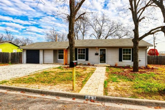 103 N Avenue T, Clifton, TX 76634 (MLS #13982138) :: RE/MAX Town & Country