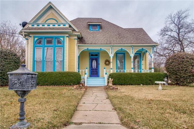 3824 Moulton Street, Greenville, TX 75401 (MLS #13982198) :: Van Poole Properties Group