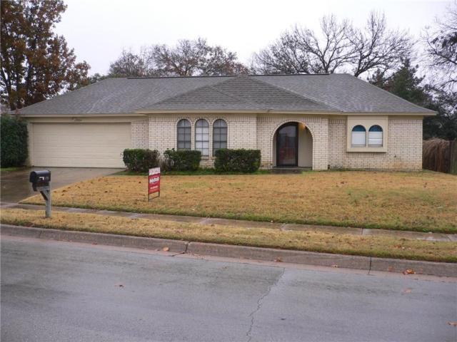 1724 Schumac Lane, Bedford, TX 76022 (MLS #13982253) :: The Chad Smith Team