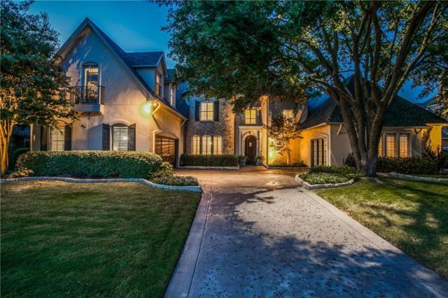 6505 Twin Oaks Drive, Plano, TX 75024 (MLS #13982283) :: Van Poole Properties Group