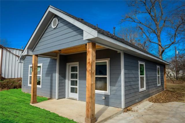 105 E Morton Street, Denison, TX 75021 (MLS #13982317) :: Real Estate By Design