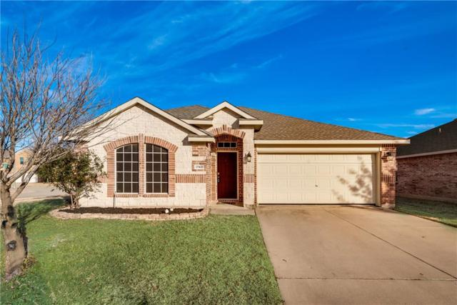 1748 Quail Springs Circle, Fort Worth, TX 76177 (MLS #13982329) :: RE/MAX Town & Country