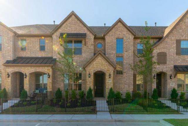 2209 Pinnacle Lane, Flower Mound, TX 75028 (MLS #13982467) :: Real Estate By Design