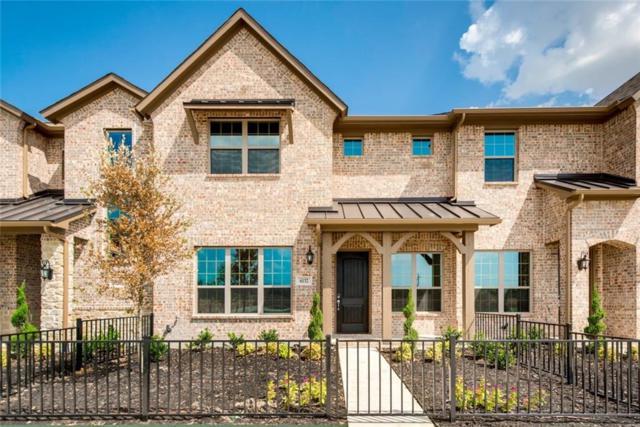 2213 Pinnacle Lane, Flower Mound, TX 75028 (MLS #13982505) :: Real Estate By Design