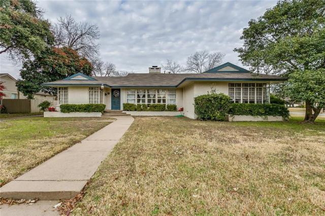 3600 Norfolk Road, Fort Worth, TX 76109 (MLS #13982606) :: The Mitchell Group
