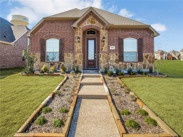 6165 Hall Road, Frisco, TX 75034 (MLS #13982721) :: Frankie Arthur Real Estate