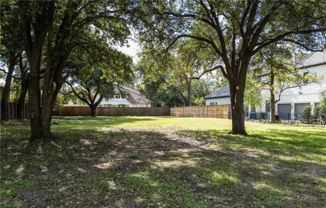 6206 Deloache Avenue, Dallas, TX 75225 (MLS #13982995) :: Real Estate By Design