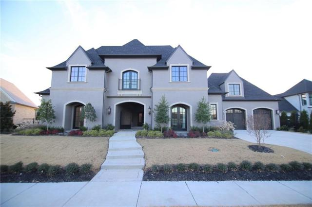 3823 Broadmoor Way, Frisco, TX 75033 (MLS #13983027) :: Kimberly Davis & Associates