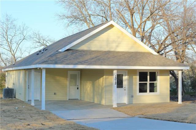1312 Jones Street, Greenville, TX 75401 (MLS #13983041) :: Kimberly Davis & Associates