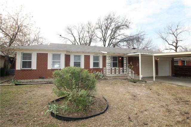 3905 Haltom Road, Haltom City, TX 76117 (MLS #13983090) :: The Real Estate Station