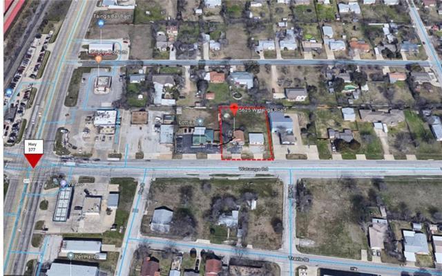 5625 Watauga Road, Watauga, TX 76148 (MLS #13983137) :: Tenesha Lusk Realty Group