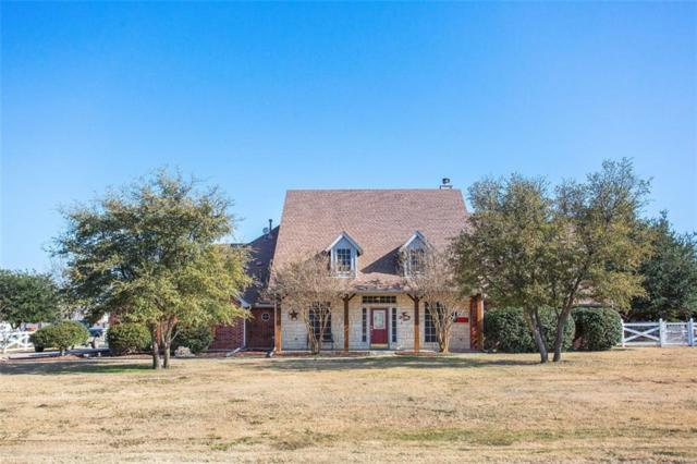 13808 Mallard Springs Drive, Haslet, TX 76052 (MLS #13983212) :: The Real Estate Station