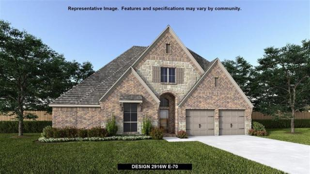 711 Glen Crossing Drive, Celina, TX 75009 (MLS #13983265) :: Kimberly Davis & Associates