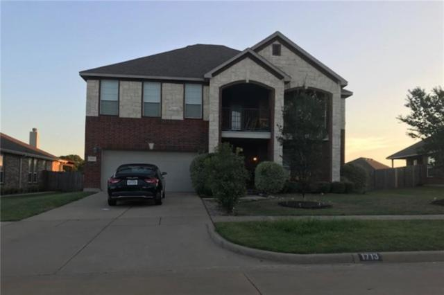 1713 Rock Ridge Drive, Cedar Hill, TX 75104 (MLS #13983326) :: Kimberly Davis & Associates