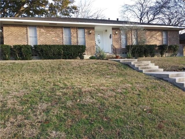 4720 Ashbrook Road, Dallas, TX 75227 (MLS #13983341) :: The Mitchell Group