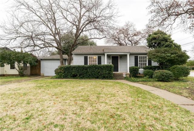 6000 Lovell Avenue, Fort Worth, TX 76116 (MLS #13983400) :: The Mitchell Group