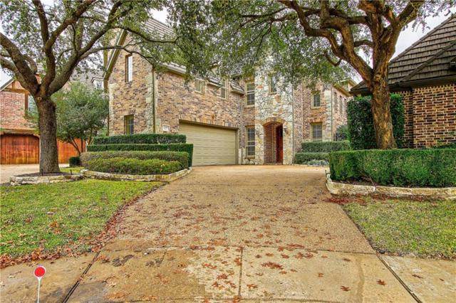 2309 Briar Court, Frisco, TX 75034 (MLS #13983612) :: Hargrove Realty Group