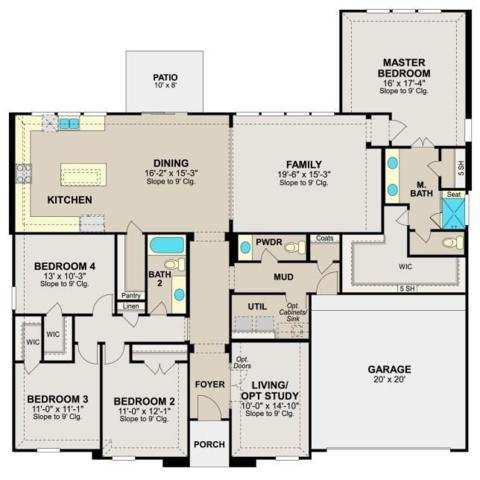 100 Citation Lane, Waxahachie, TX 75165 (MLS #13983663) :: North Texas Team   RE/MAX Lifestyle Property