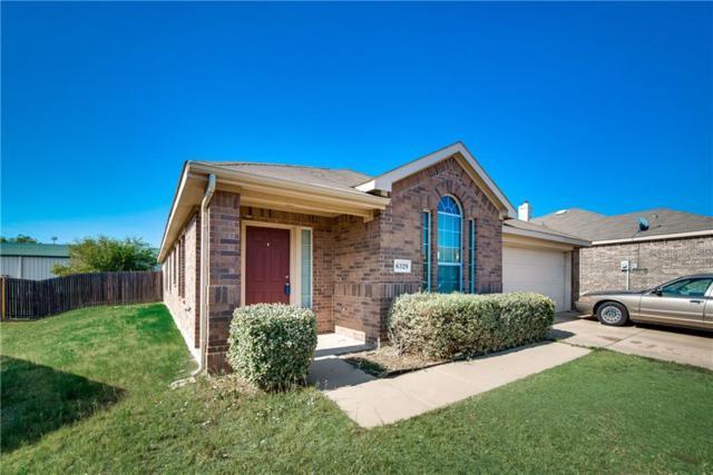 6329 Stone Lake Drive, Fort Worth, TX 76179 (MLS #13983671) :: Robbins Real Estate Group