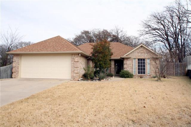109 King Arthur Court, Weatherford, TX 76086 (MLS #13983794) :: Charlie Properties Team with RE/MAX of Abilene