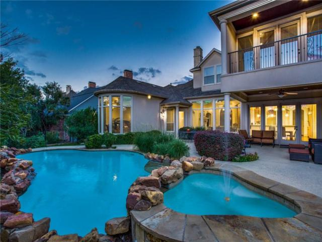 5503 Stone Canyon Drive, Frisco, TX 75034 (MLS #13983898) :: Hargrove Realty Group