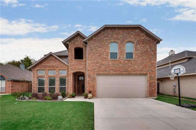 8365 Emerald Circle, North Richland Hills, TX 76180 (MLS #13984046) :: Team Hodnett