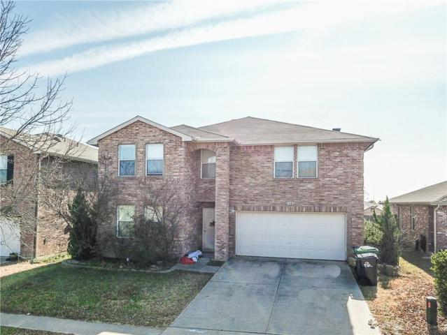 3318 Clydesdale Drive, Denton, TX 76210 (MLS #13984062) :: Real Estate By Design