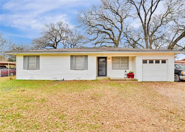 319 W Drane Avenue, Corsicana, TX 75110 (MLS #13984074) :: Real Estate By Design