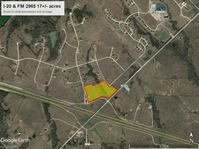 TBD Fm 2965, Wills Point, TX 75169 (MLS #13984160) :: Robbins Real Estate Group