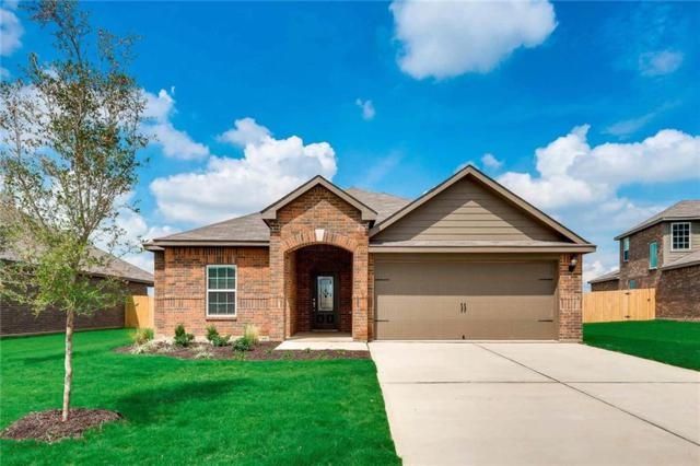 1536 Millennium Drive, Crowley, TX 76036 (MLS #13984167) :: The Mitchell Group