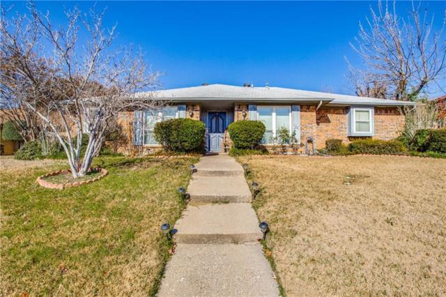 2235 Woodcreek, Carrollton, TX 75006 (MLS #13984183) :: Kimberly Davis & Associates