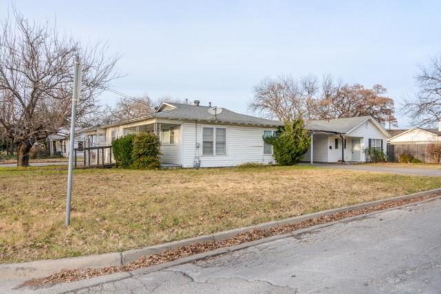 705 N Belknap Street, Stephenville, TX 76401 (MLS #13984247) :: Real Estate By Design