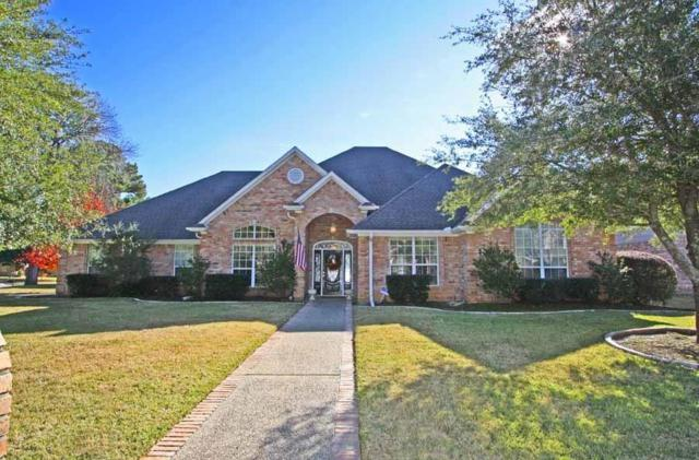 3721 Winding Way, Tyler, TX 75707 (MLS #13984280) :: RE/MAX Town & Country
