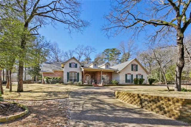 332 Peaceful Woods Trail, Holly Lake Ranch, TX 75765 (MLS #13984283) :: RE/MAX Town & Country
