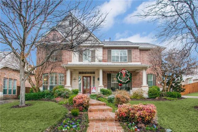 1823 Saint Johns Avenue, Allen, TX 75002 (MLS #13984333) :: Kimberly Davis & Associates