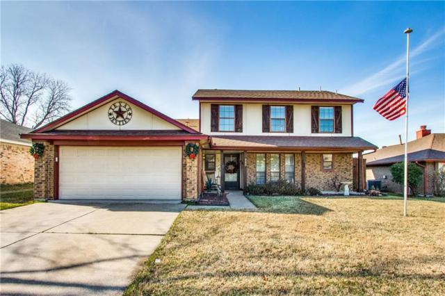 574 Calvert Court, Lewisville, TX 75067 (MLS #13984401) :: The Real Estate Station