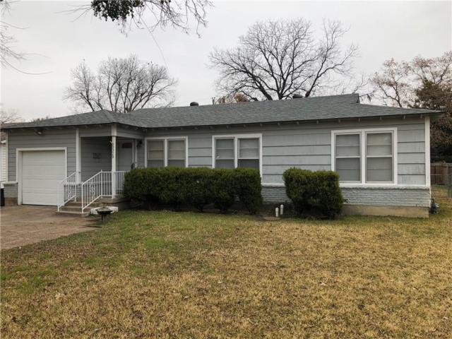 5329 Nadine Drive, Haltom City, TX 76117 (MLS #13984480) :: The Real Estate Station