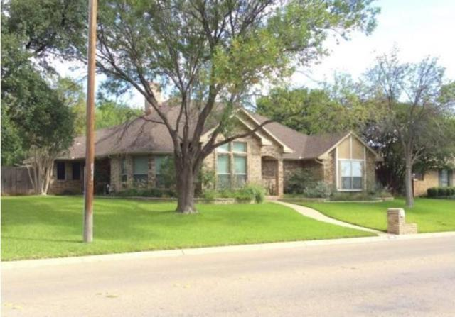 4849 Catclaw Drive, Abilene, TX 79606 (MLS #13984541) :: Charlie Properties Team with RE/MAX of Abilene