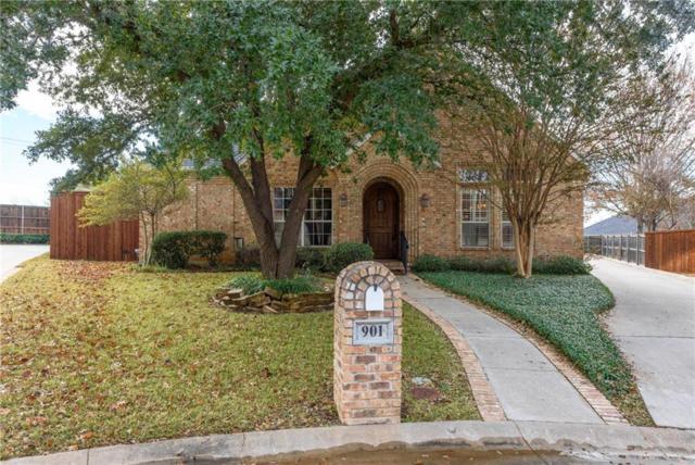 901 Ellison Park Circle, Denton, TX 76205 (MLS #13984576) :: North Texas Team | RE/MAX Lifestyle Property