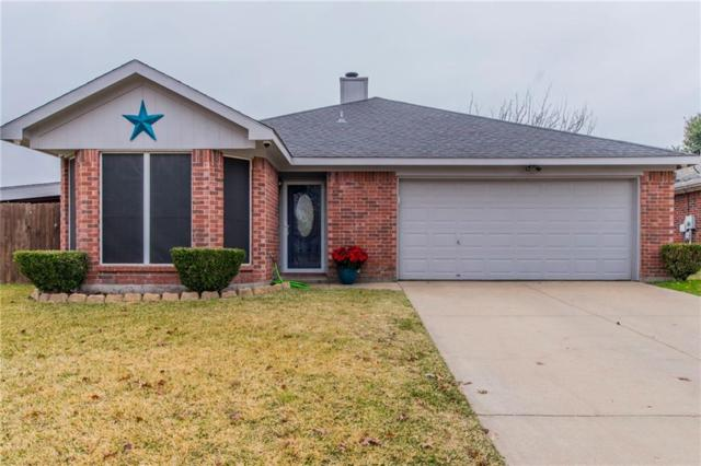 1008 Miles Avenue, Burleson, TX 76028 (MLS #13984604) :: The Mitchell Group