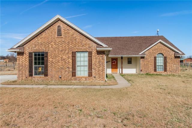 905 Sandlin Lane, Springtown, TX 76082 (MLS #13984609) :: Kimberly Davis & Associates
