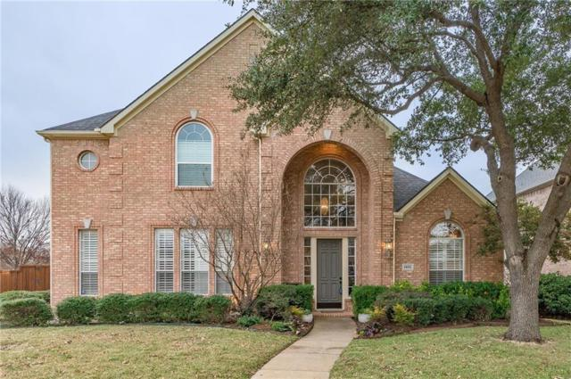 1401 Capstan Drive, Allen, TX 75013 (MLS #13984639) :: Kimberly Davis & Associates