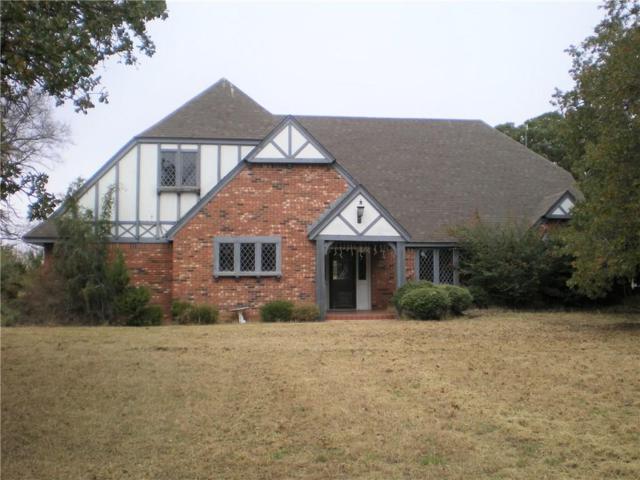 3190 Grassland Road, Ardmore, TX 73401 (MLS #13984670) :: The Real Estate Station