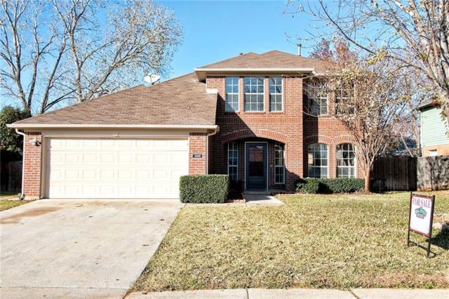 335 Stately Oak Lane, Lake Dallas, TX 75065 (MLS #13984727) :: The Real Estate Station