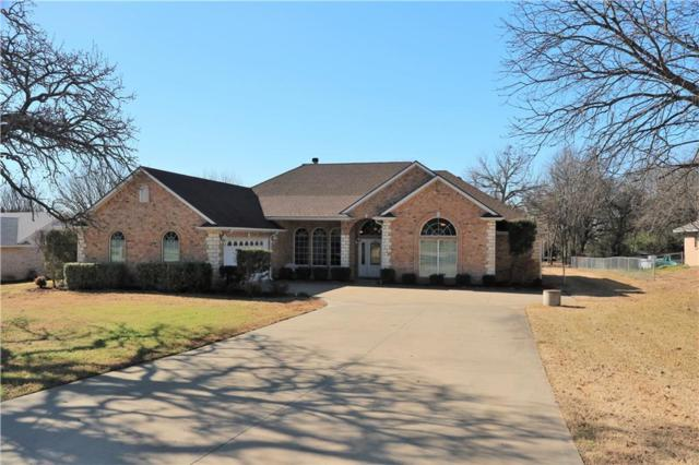 116 Sanchez Creek Court, Weatherford, TX 76088 (MLS #13984773) :: Kimberly Davis & Associates