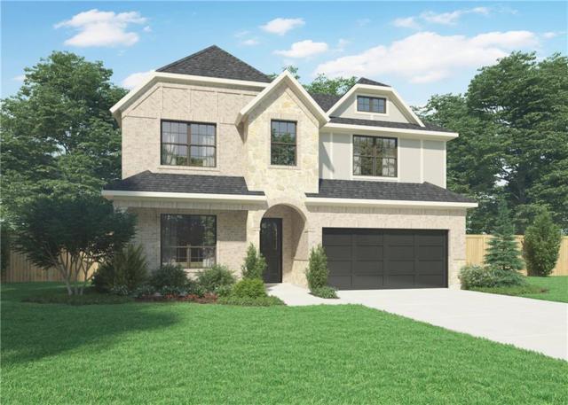 2445 Chapel Oaks Drive, Mckinney, TX 75071 (MLS #13984791) :: The Rhodes Team
