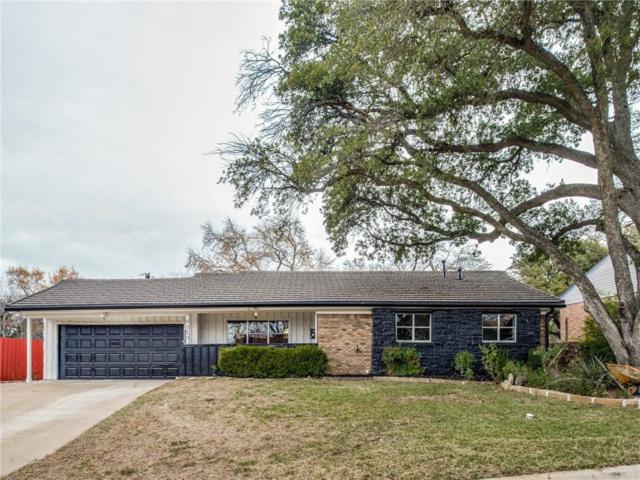 8320 Doreen Avenue, Fort Worth, TX 76116 (MLS #13984870) :: The Real Estate Station
