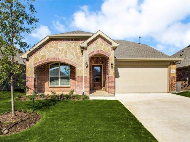 1334 Deerfield Drive, Anna, TX 75409 (MLS #13984884) :: RE/MAX Landmark