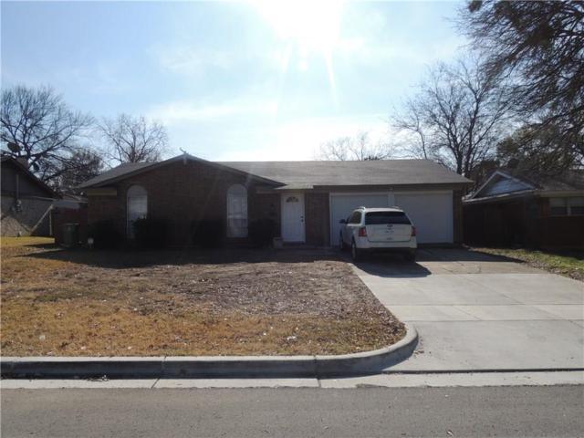 7520 Deaver Drive, North Richland Hills, TX 76180 (MLS #13984916) :: Team Hodnett