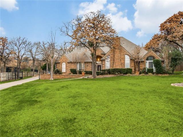 1362 Lakeview Drive, Southlake, TX 76092 (MLS #13984940) :: The Tierny Jordan Network